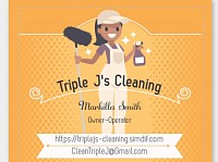 Triple J's Cleaning 719-357-8744